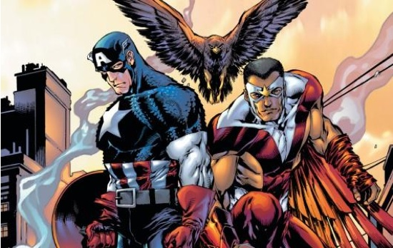 Captain America and The Falcon have long been partners in the Marvel canon.