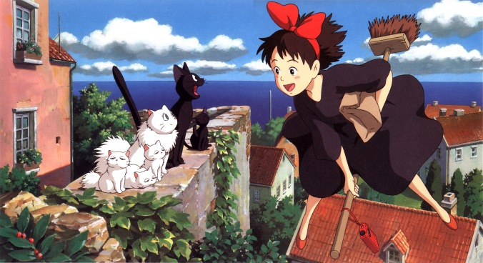 Studio Ghibli has become acclaimed worldwide for its animation and storytelling. ('Kiki's Delivery Service'/Studio Ghibli)