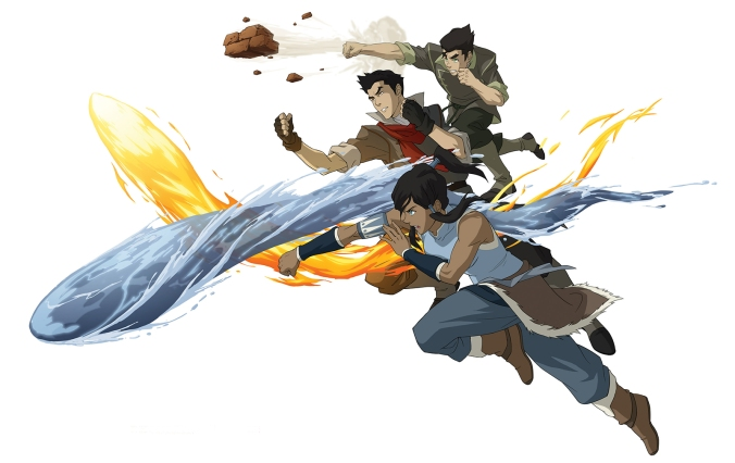 Nickelodeon's 'The Legend of Korra' transitioned to an online-only format this season.