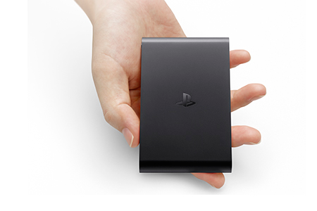 Sony's Playstation TV can stream over 700 games at launch. (Sony)