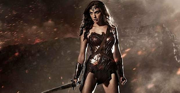 wonder woman first look header