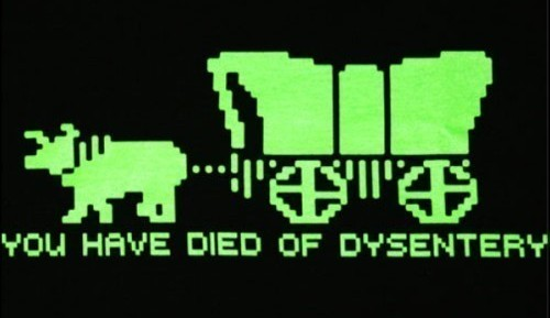 'Oregon Trail' is one of thousands of games now available for play through internet browsers.